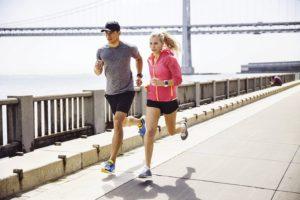 Pulsuhr für Fitnesstraining