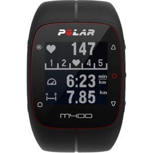 Pulsuhr mit App Polar M400